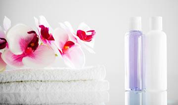Embalagem plástica para cosméticos